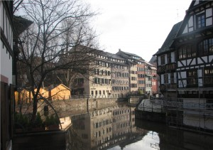 Strasbourg the Old Town
