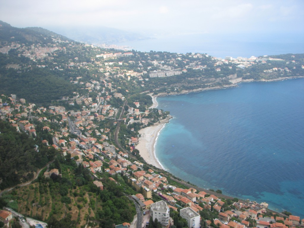 Monte Carlo from above