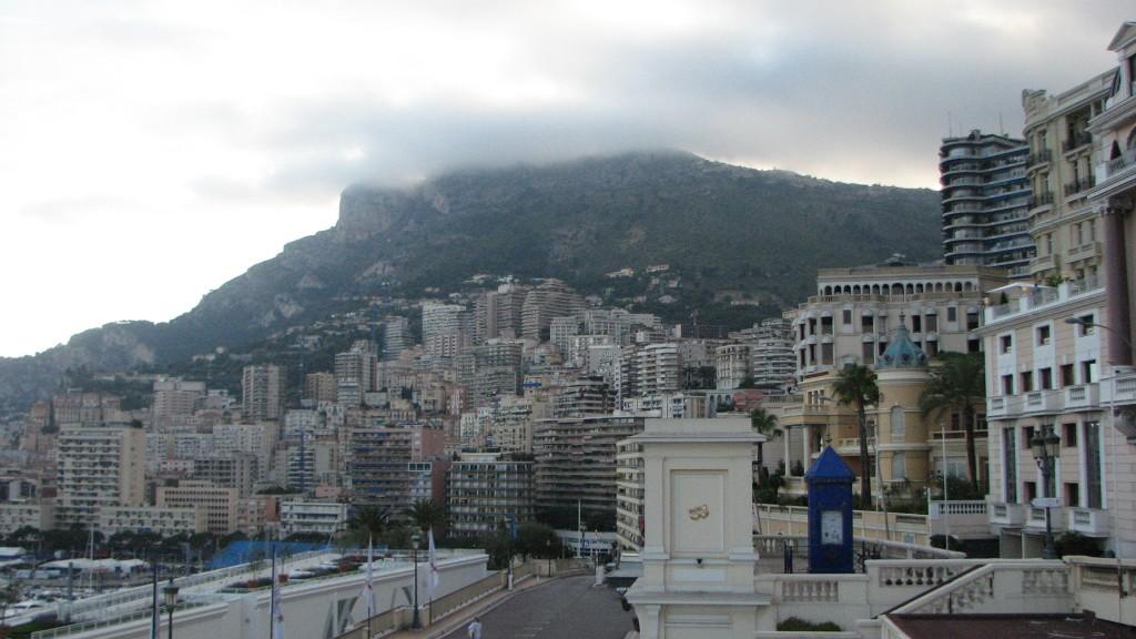 downtown Monte Carlo